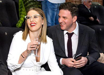 Ксения Собчак и Максим Виторган обсудили условия развода
