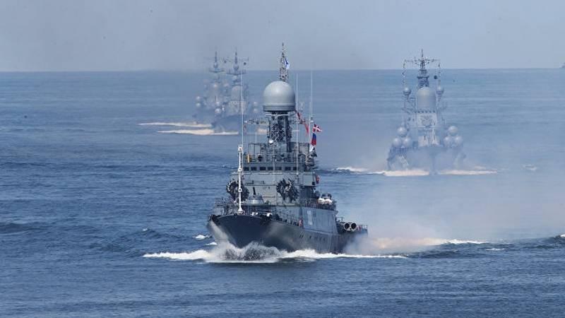 В Азовском море замечен фрегат с «Калибрами»
