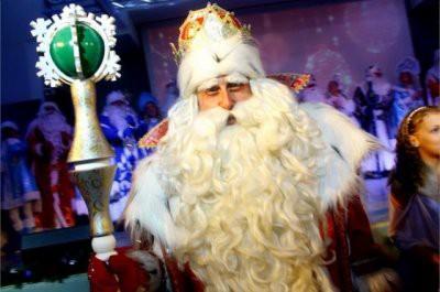 Дед Мороз из Великого Устюга сегодня приедет в Петербург