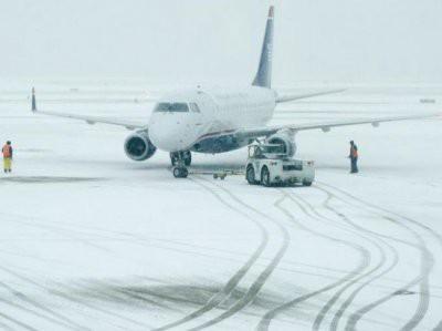 «Аэрофлот» перенес 11 рейсов из Москвы в связи с непогодой