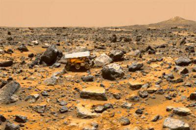 Ученые: На Марсе есть жизнь