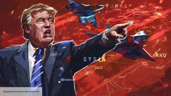 Трамп рассказал, кто «позаботится» об ИГИЛ в Сирии без США