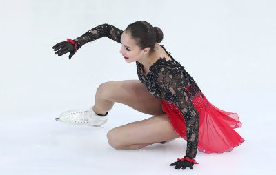 В Саранске завершился чемпионат России по фигурному катанию