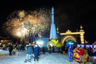 Наталья Сергунина: грядущий Новый год на ВДНХ будут отмечать на пяти площадках