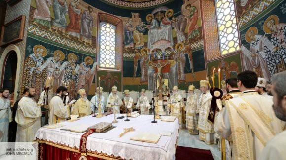 Сербское духовенство считает раскол украинской церкви катастрофой