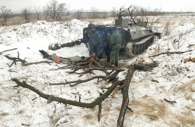 Военное положение на Украине, война, наступление ВСУ, провокации, последние новости