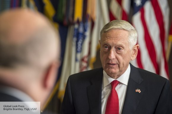 Джеймс Мэттис подписал приказ о том, что США выводят войска из Сирии