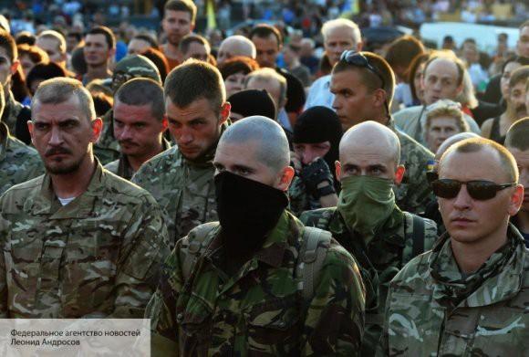Бойцы ВСУ разграбили пансионат на границе с Крымом