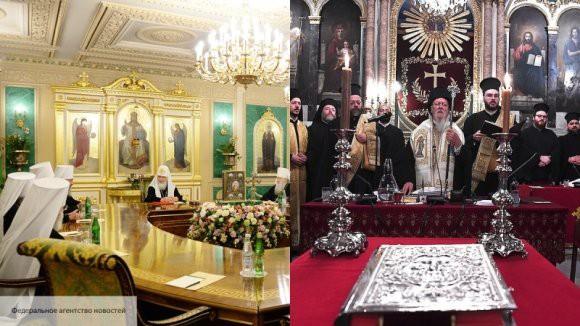 РПЦ призывает Константинополь к диалогу