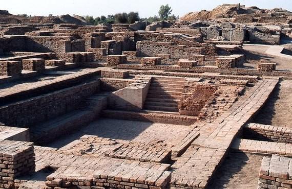 В древности индийский город подвергся ядерному удару