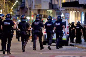 Госдеп США предупреждает о терактах в Барселоне