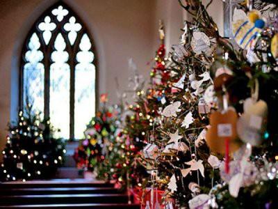 25 декабря отмечается Католическое Рождество