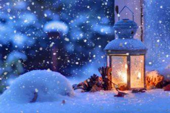 Какая погода ждет петербуржцев в Новый год?