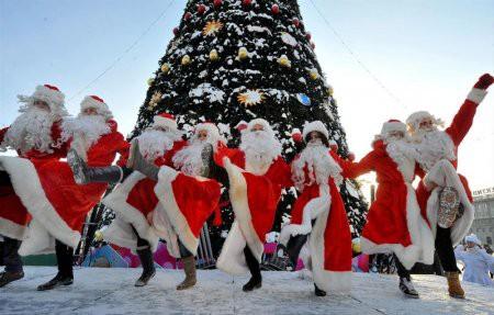 Последний рабочий день в декабре 2018: новогодние каникулы с какого и до какого числа, сколько дней