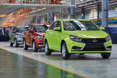«АвтоВАЗ» планирует выпустить восемь новых моделей автомобилей