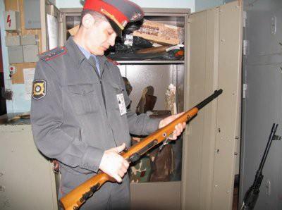 В России правительство ужесточило правила хранения оружия