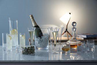 В ходе эксперимента ученые определили лучший бокал для шампанского