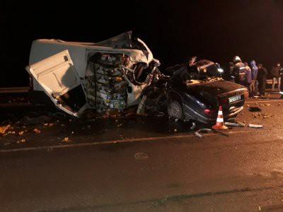 В Краснодарском крае шесть человек погибли в ДТП