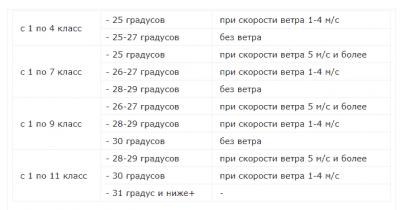 В школах Челябинска отменили занятия из-за морозов