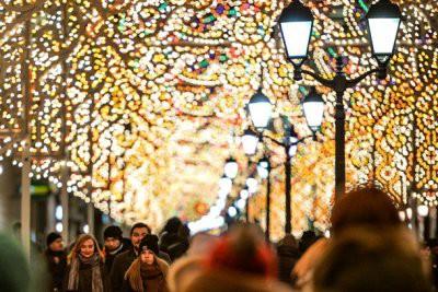 Как москвичи будут встречать Новый год