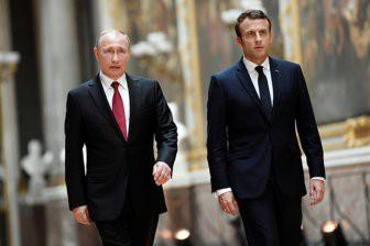 Россия и Франция схлестнулись в битве