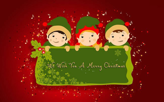 Открытки Merry Christmas and Happy New Year 2019: о празднике, поздравления, праздничные изображения
