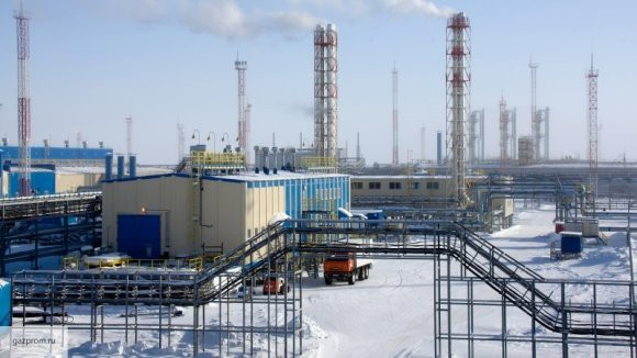 Россия в 2018 году установила рекорд по количеству добытого газа