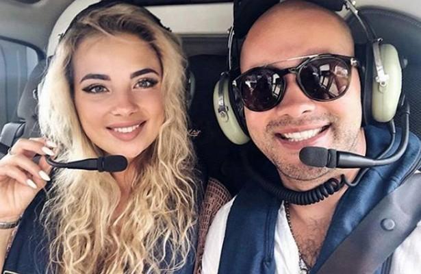 Андрей Черкасов и Кристина Ослина тайно поженились