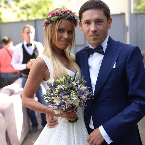 Дана Борисова представила нового возлюбленного