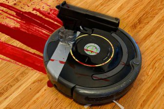 Программисты научили робота-пылесоса создавать карты для игры Doom