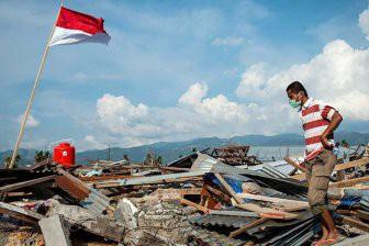 Учёные назвали возможную причину цунами в Индонезии