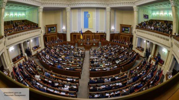 В Верховной раде выступили с инициативой введения визового режима с Россией