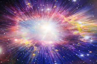 Учёные: Время существовало до Большого взрыва