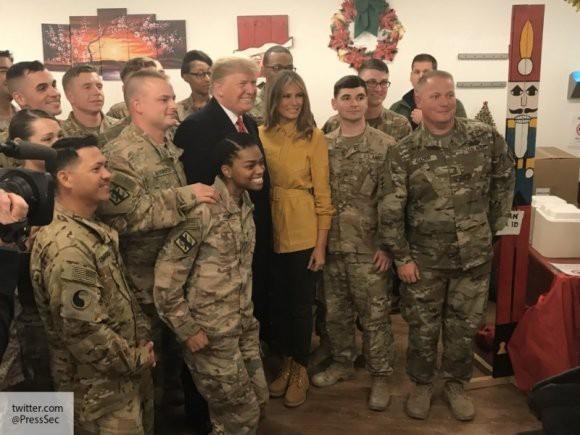 Трамп заявил об отсутствии возможностей у США оставаться «мировыми полицейскими»