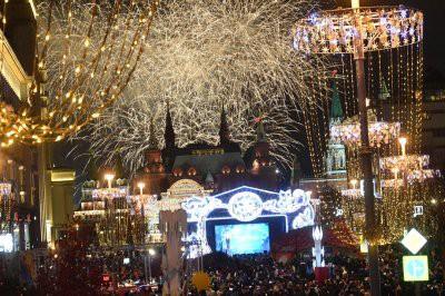 В Москве подготовили площадки для запуска фейерверков