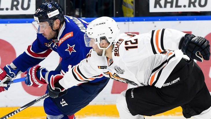 Амур — СКА 27.12.2018 в 12:30 (МСК) прогноз на хоккейный матч