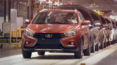 «АвтоВАЗ» выпустит восемь новых моделей