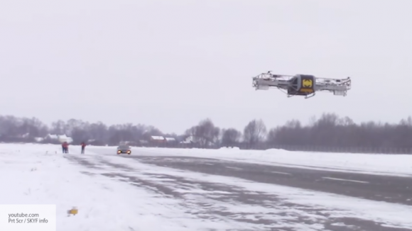 В России появится боевой беспилотный модуль, который будет бороться с дронами