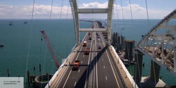 По Крымскому мосту проехало примерно 3,5 миллиона машин с тех пор, как его открыли