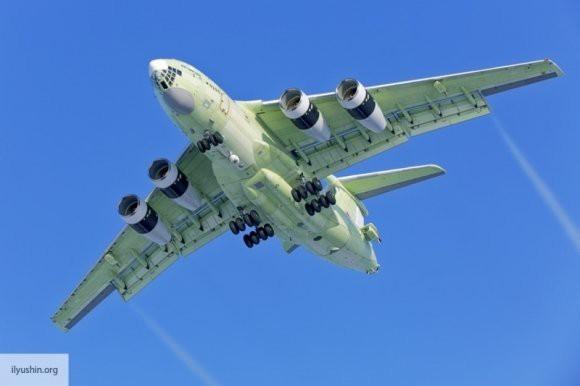 Воздушный танкер: Ил-78М-90А приступил к летным испытаниям