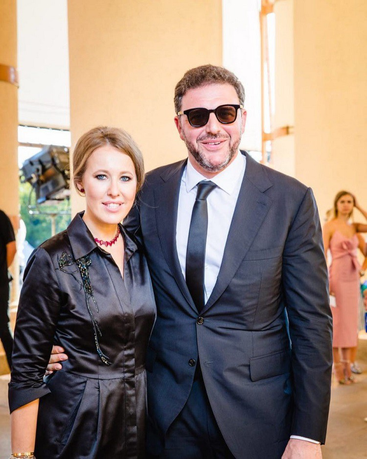 Константин Богомолов и Ксения Собчак - последние новости, фото