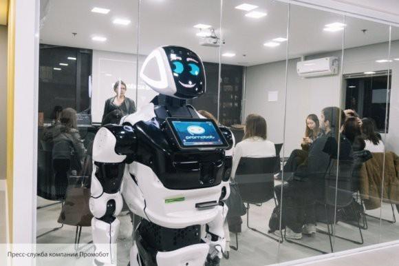 В России создали очки, которые помогают управлять роботами на расстоянии