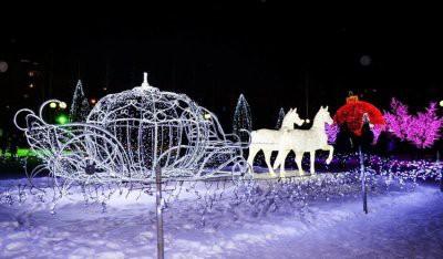 Как отметит Новый год 2019 Нижний Новгород