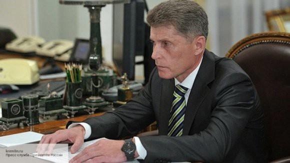 Олег Кожемяко поделился планами по развитию Владивостока