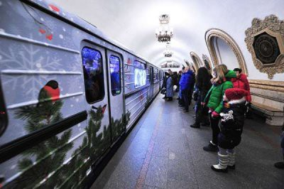 Как будет работать общественный транспорт в новогоднюю ночь в Москве
