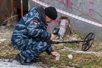В районе Керченского пролива обезврежена бомба времён ВОВ