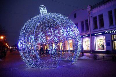 Как отметят Новый год в Нижним Новгороде
