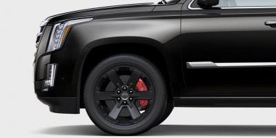 Cadillac привез в Россию спецверсию Escalade