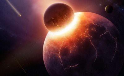 Роскосмос рассказал, когда сгорит Земля