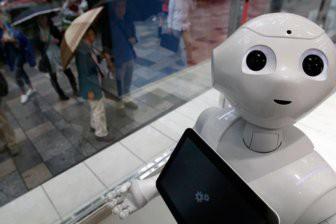 """В Китае открылся """"отель будущего"""", где посетителей обслуживают роботы"""